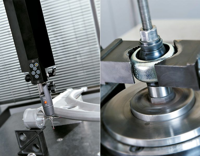First-rate quality standards in all of our development and manufacturing processes